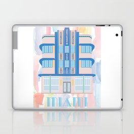 Miami Landmarks - Marlin Laptop & iPad Skin