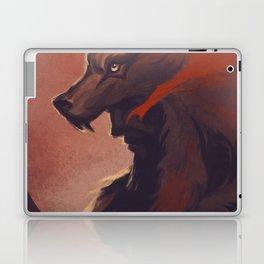 Lone Wolf Hanzo Laptop & iPad Skin