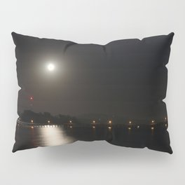 Full Moon Rise Pillow Sham