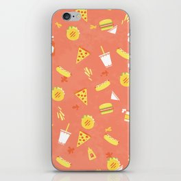 Hunger Street iPhone Skin