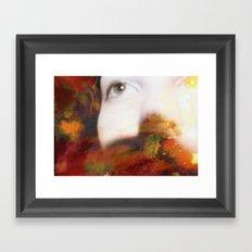 Interrogate  Framed Art Print