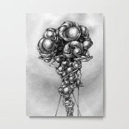 Billow Metal Print