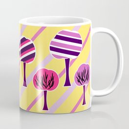 Happy trees Coffee Mug