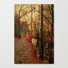 enchants Canvas Print