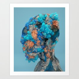 Outgrown 003 Art Print