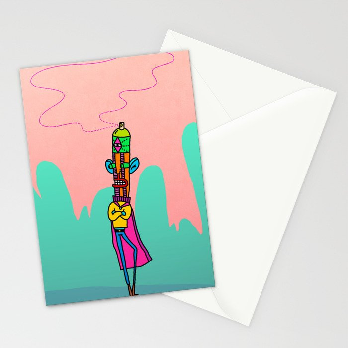 SprAY Stationery Cards