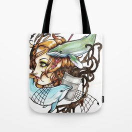Our Oceans Tote Bag