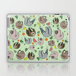 Sloth Party Laptop & iPad Skin
