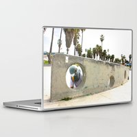 pigeon Laptop & iPad Skins featuring Pigeon by Aimless