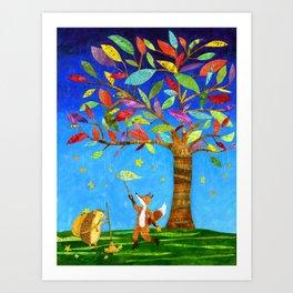 Starkeepers Art Print
