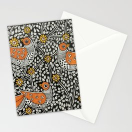 Madhubani folklore Stationery Cards