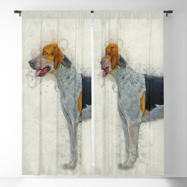 American Foxhound Blackout Curtain