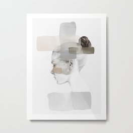 InsideOut II Metal Print