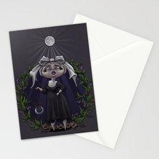 Sous La Lumière De La Lune Stationery Cards