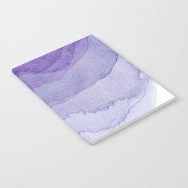 Lavender Flow Notebook