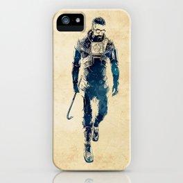 Gordon Freeman iPhone Case