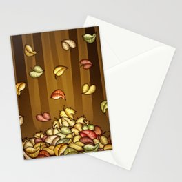 Autumn Is Falling Stationery Cards