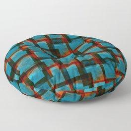 Blockprint Colors no2 Floor Pillow