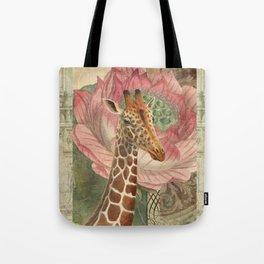 One Chuffed Giraffe Tote Bag
