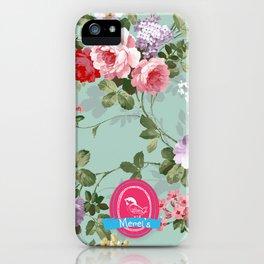 Merel's Case 1 iPhone Case