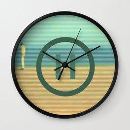 Theme de Camille Wall Clock