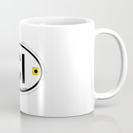 Cumberland Island - Georgia. Coffee Mug