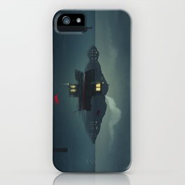 Ships In The Night iPhone Case