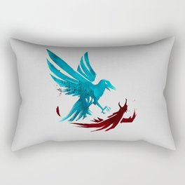 Infamous Second Son - Good Karma Delsin Rowe Rectangular Pillow