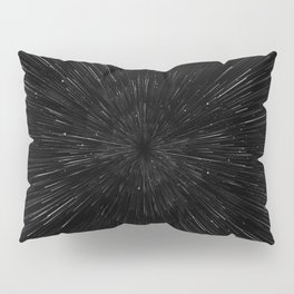 Planet Pixel Rush Pillow Sham