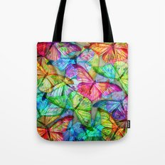 Butterfly Farm Tote Bag