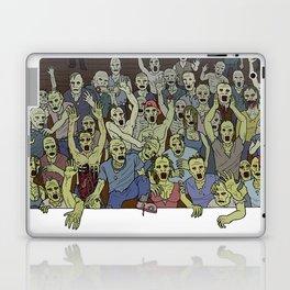 Zombies!!! Laptop & iPad Skin