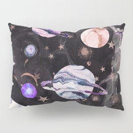 Marble Galaxy Pillow Sham