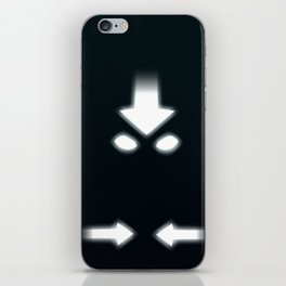 The Avatar State - Avatar: The Last Airbender iPhone Skin