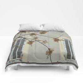 two windows Comforters