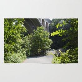 Green Path Rug