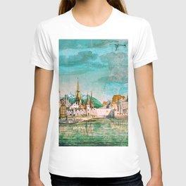"""Albrecht Dürer """"View of Innsbruck"""" T-shirt"""