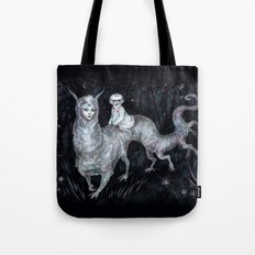 SEER . The Ride  Tote Bag