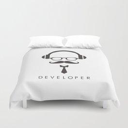 Developer Duvet Cover