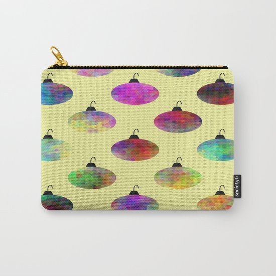 Christmas Ornament Carry-All Pouch
