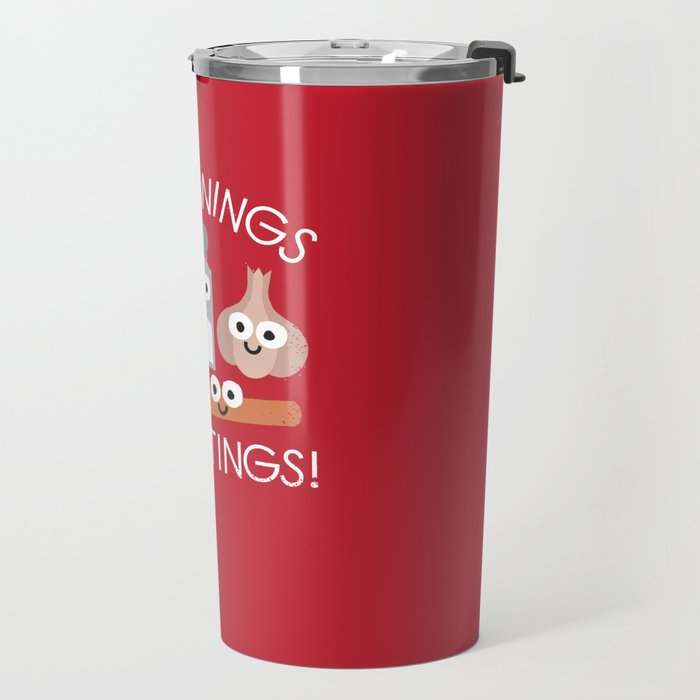 My Flavorite Things Travel Mug