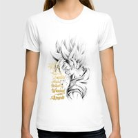 dragonball T-shirts featuring Dragonball Z - Honor by Straife01