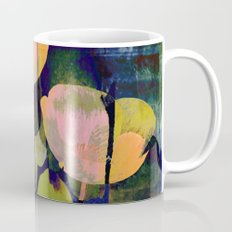 3 abstract flowers  https://society6.com/clemm?promo=X9B3VVZDM7J6 Coffee Mug