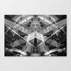 stair ascender Canvas Print