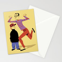 My Little Viking Stationery Cards