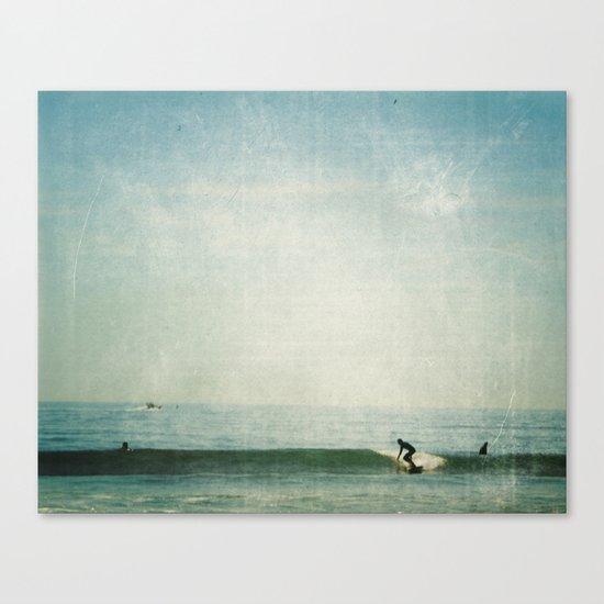 surf days Canvas Print