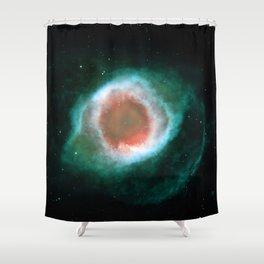 Eye Galaxy Shower Curtain
