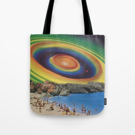 Supergraphic Summer - The Color of Summer 2 Tote Bag