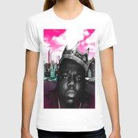 big poppa T-shirts featuring Big Poppa Still King by TallRob Design