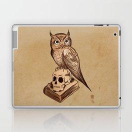 Wise Old Owl Laptop & iPad Skin