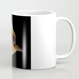 Crow Mystic River - II - dark background Coffee Mug